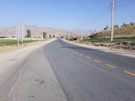 گزارش کامل نصیری راد از حرکت جهادی در دیار چشمه بلقیس/تشریح آخرین وضعیت پروژه های اداره کل راهداری در شهرستان چرام/تصاویر